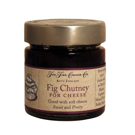 Fig Chutney for Cheese | The Old Cheese Shop of St Andrews